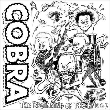 Cobra - The Beginning Of The End E.P.