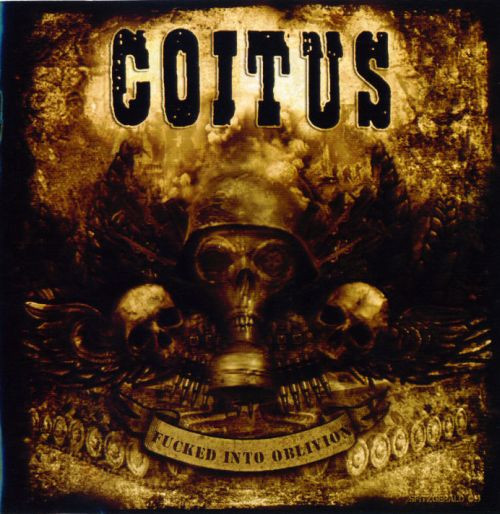 Coitus - Fucked Into Oblivion (Complete Discography 92-96)