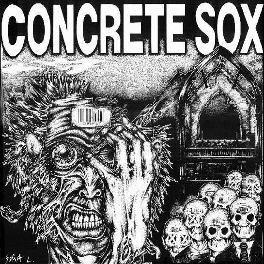 Concrete Sox - No World Order