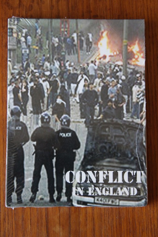 Conflict - In England