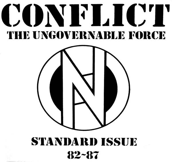 Conflict - Standard Issue 82 ~ 87