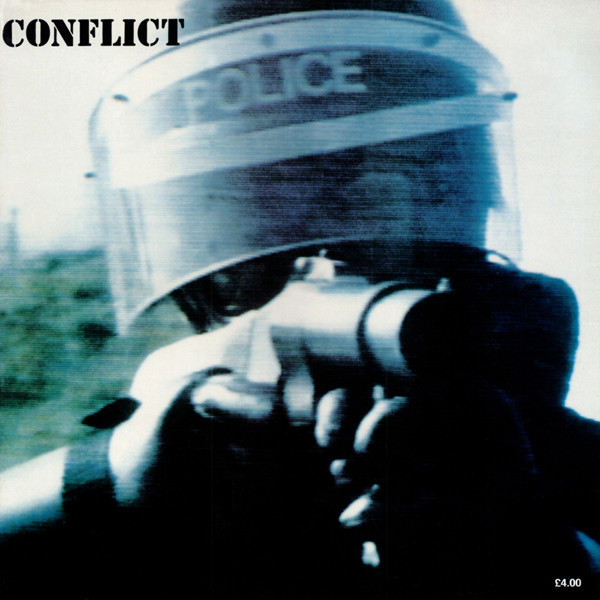 Conflict - The Ungovernable Force