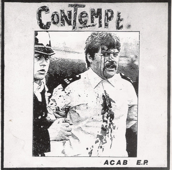 Contempt - ACAB  E.P.