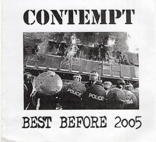 Contempt - Best Before 2005