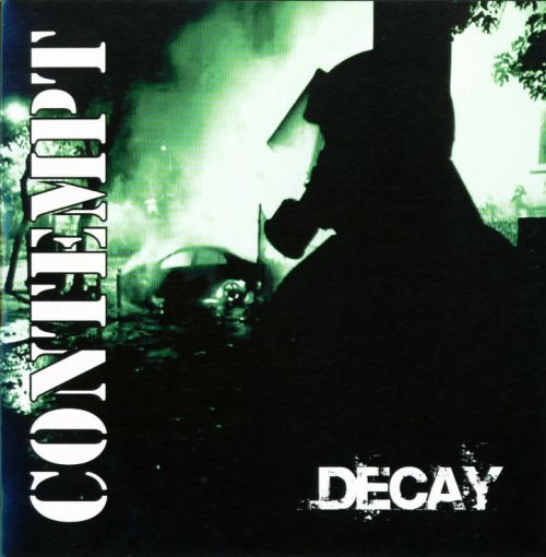 Contempt - Decay / Death Technology