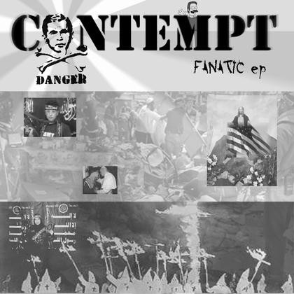 Contempt - Fanatic EP