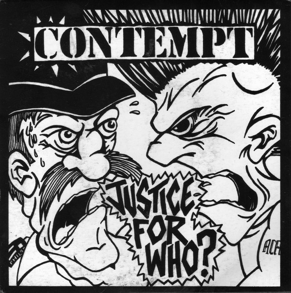 Contempt - Justice For Who?