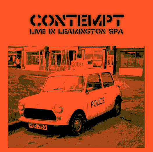 Contempt - Live In Leamington Spa