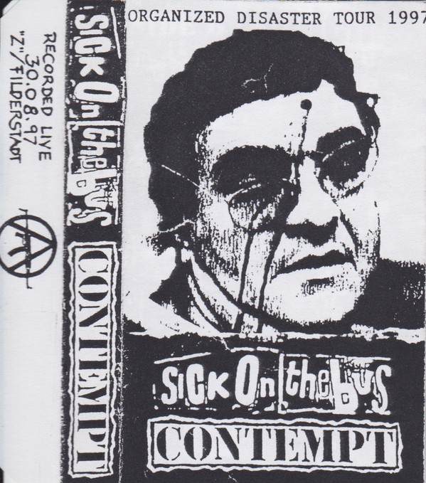 Contempt - Organized Disaster Tour 1997