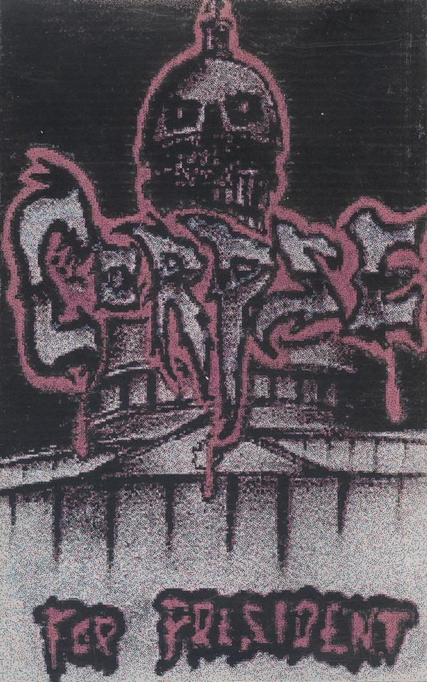 Corpse - Corpse For President