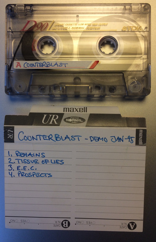 Counterblast - Demo Jan -95