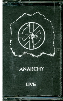 Crass - Anarchy Live