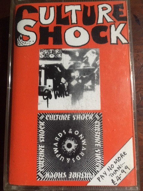 Culture Shock - Go Wild  Onwards + Upwards