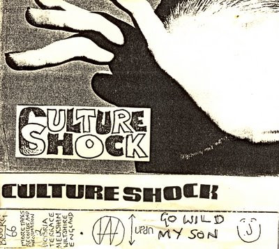 Culture Shock - Living History