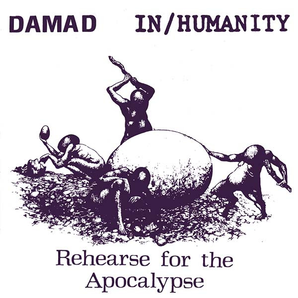 Damad - Rehearse For The Apocalypse