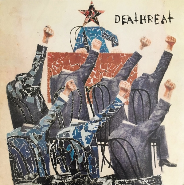 Deathreat - The Severing Of The Last Barred Window