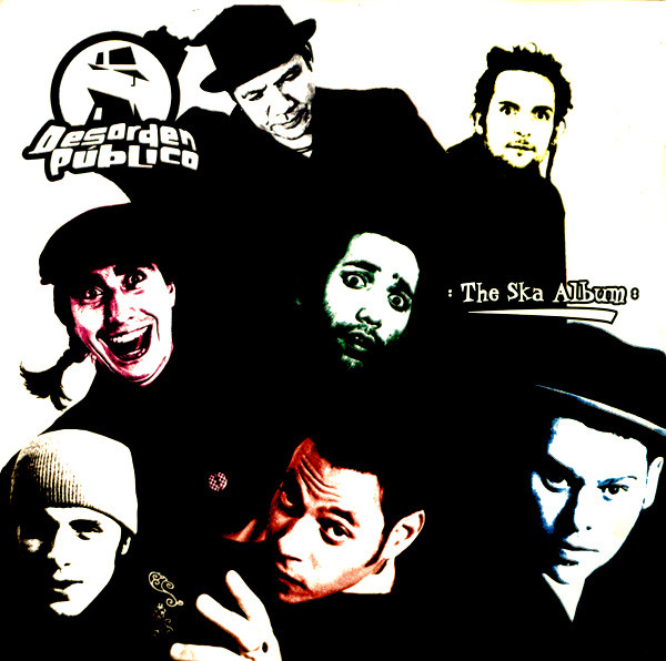 Desorden Publico - The Ska Album