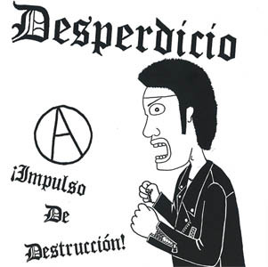 Desperdicio - ¡Impulso De Destrucción!