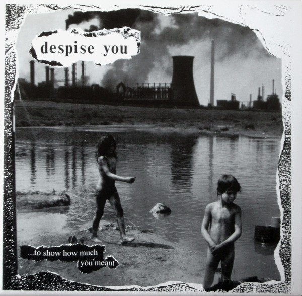Despise You - ... To Show How Much You Meant / Mechanized Flesh