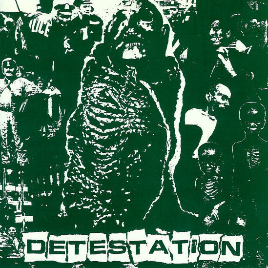 Detestation - Detestation / Positive Negative