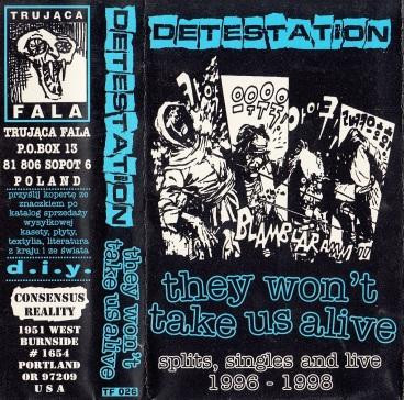 Detestation - They Won