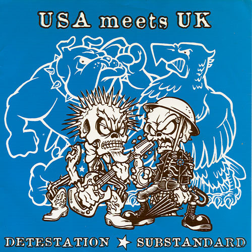Detestation - USA Meets UK