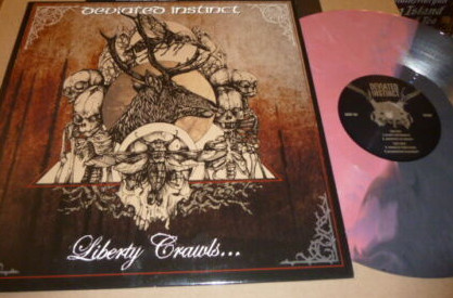 Deviated Instinct - Liberty Crawls ... To The Sanctuary Of Slaves