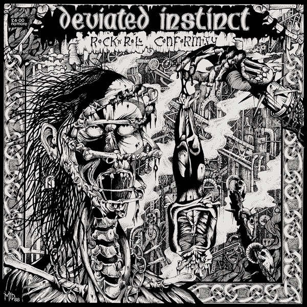 Deviated Instinct - Rock