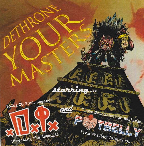Di - Dethrone Your Masters