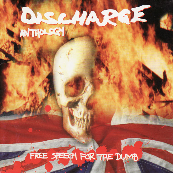 Discharge - Free Speech For The Dumb