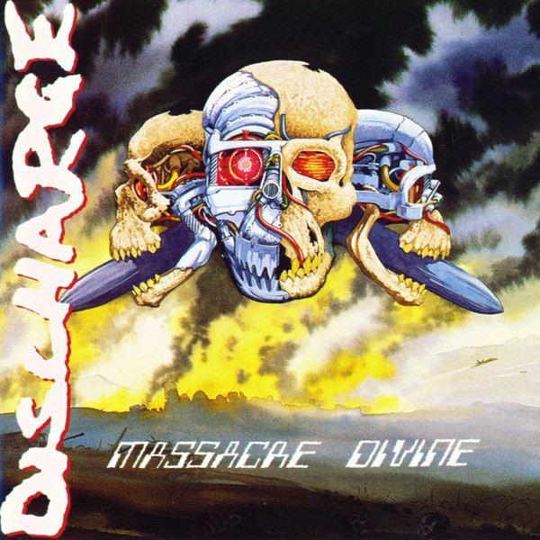 Discharge - Massacre Divine