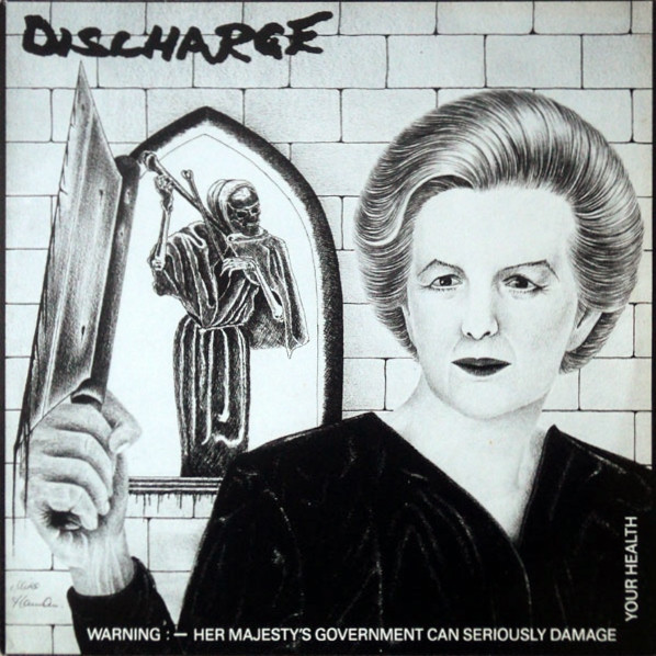 Discharge - Warning: Her Majesty