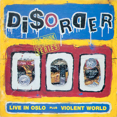 Disorder - Live In Oslo/Violent World