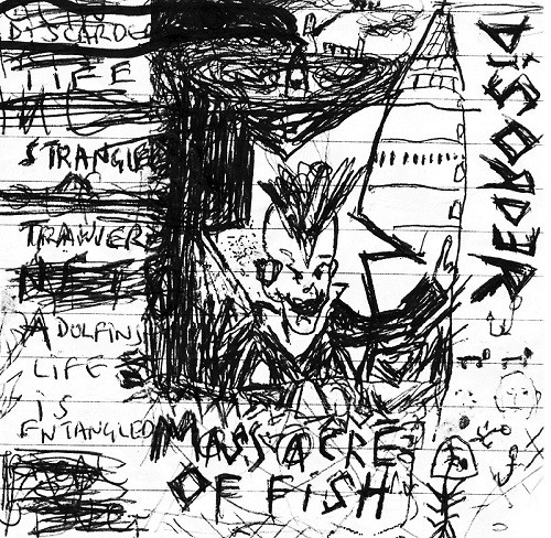 Disorder - Massacre Of Fish / Total Braindead