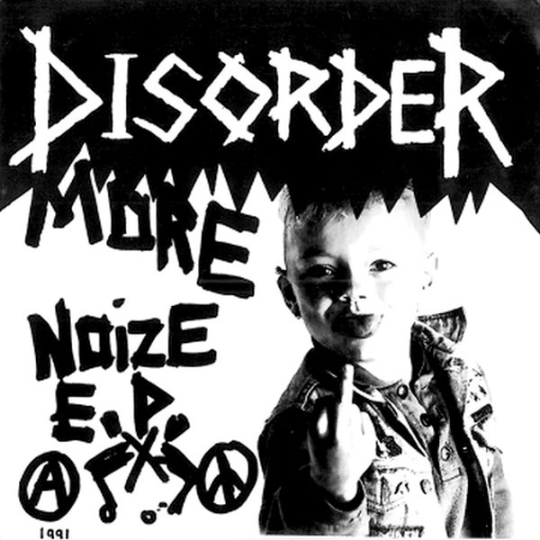 Disorder - More Noize E.P.