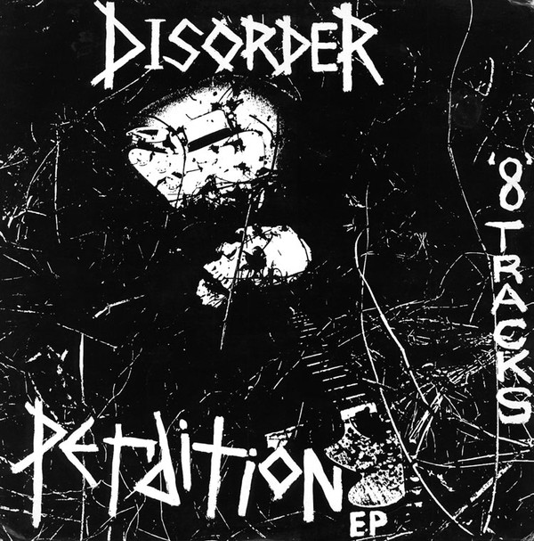 Disorder - Perdition EP - 8 Tracks
