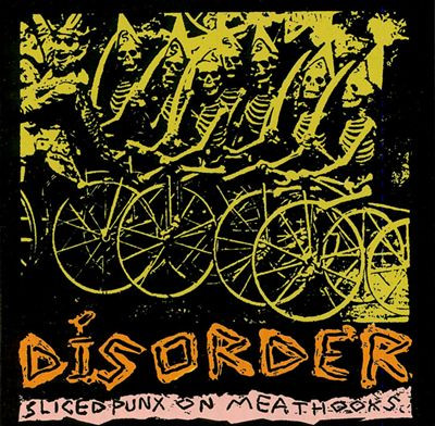 Disorder - Sliced Punx On Meathooks