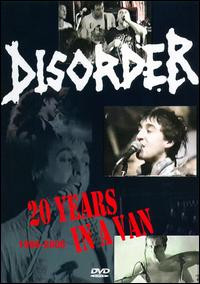 Disorder - Twenty Years In A Van