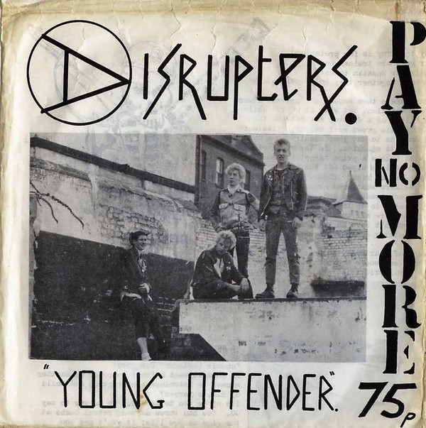 Disrupters - Young Offender