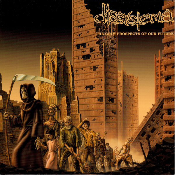 Dissystema - The Grim Prospects Of Our Future