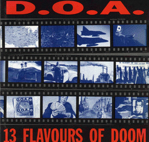 Doa - 13 Flavours Of Doom