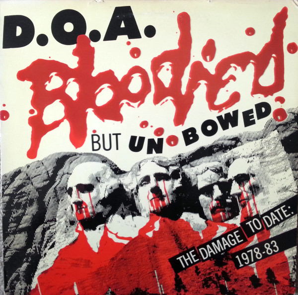 Doa - Bloodied But Unbowed (The Damage To Date: 1978-83)