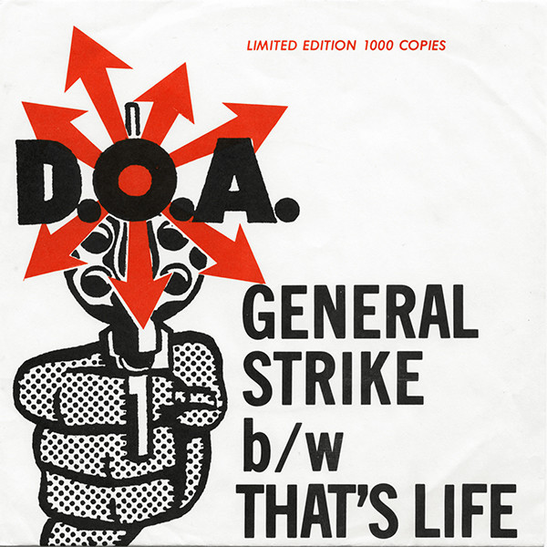 Doa - General Strike b/w That