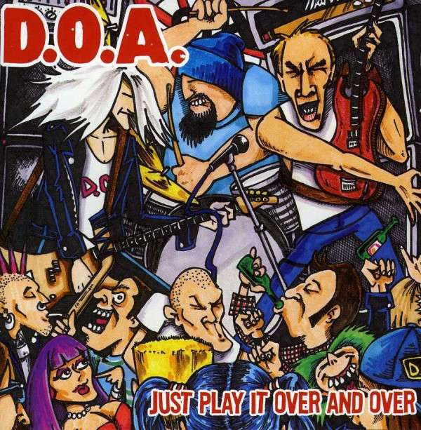 Doa - Just Play It Over And Over