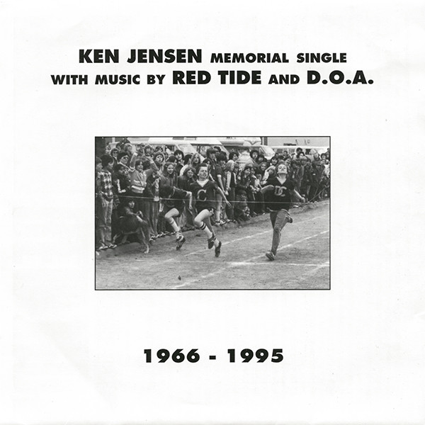 Doa - Ken Jensen Memorial Single (1966-1995)