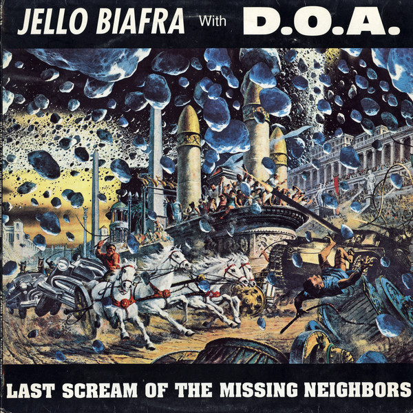 Doa - Last Scream Of The Missing Neighbors