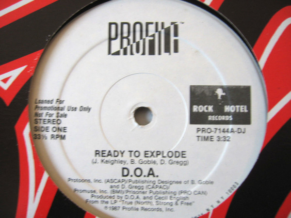 Doa - Ready To Explode