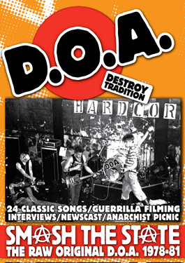 Doa - Smash The State - The Raw Original D.O.A. 1978-81
