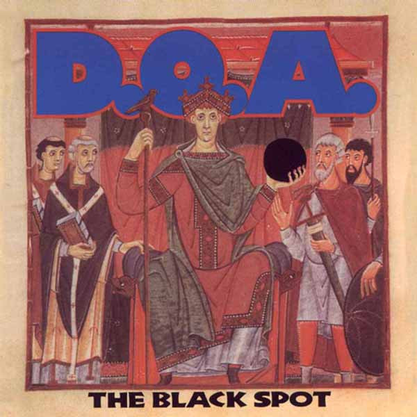Doa - The Black Spot