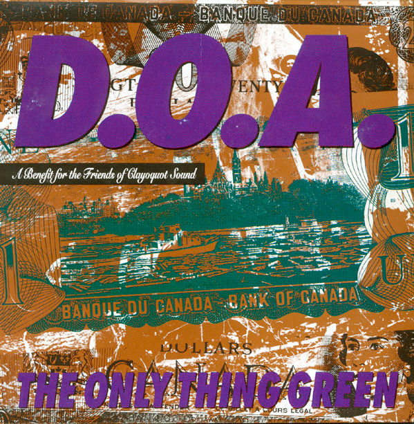 Doa - The Only Thing Green